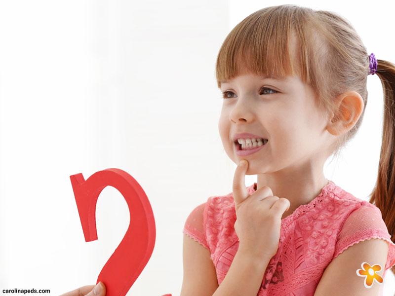 رشد گفتار کودکان
