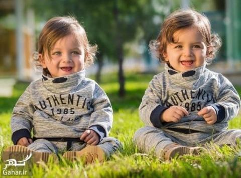 پرستاری از کودکان دوقلو