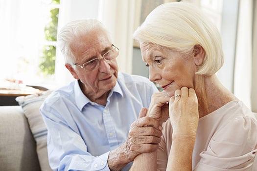 بی اختیاری ادرار در سالمندان