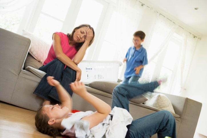 مراقب کودک بیش فعال