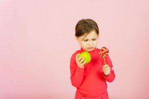 رژیم غذایی دیابت نوع یک در کودکان