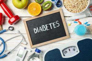 تغذیه در دیابت نوع یک در کودکان