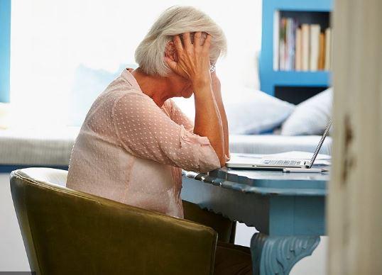علل شایع افسردگی در سالمندان