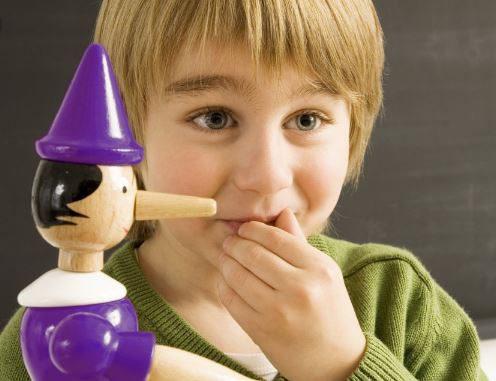 دلایل دروغگویی در کودکان