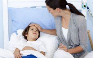 درمان آپاندیسیت در کودکان