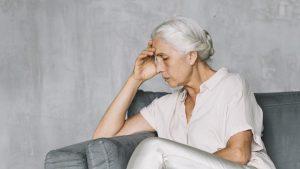 تشخیص افسردگی در سالمندان