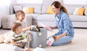 آموزش ادب به کودکان با مکالمه
