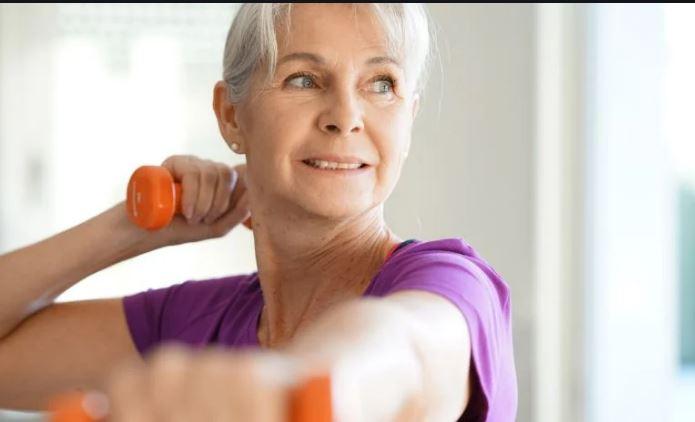 ورزش در هنگام بیماری سالمند