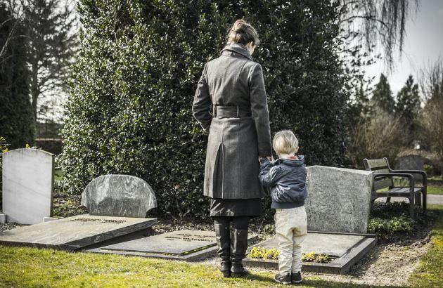 شناخت اضطراب مرگ در کودکان