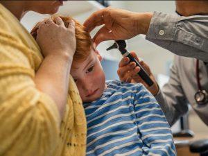 تشخیص و درمان عفونت گوش میانی
