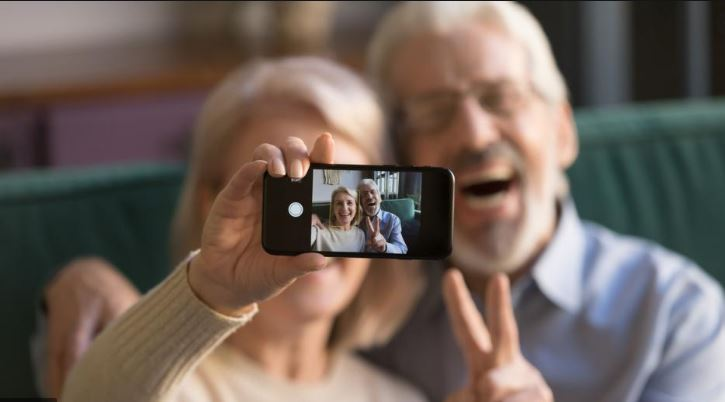 سالمند و تکنولوژی