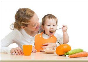 دلایل از شیر گرفتن نوزاد