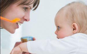 علایم گرسنگی و سیری در نوزادان