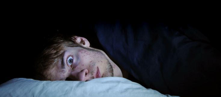 علل حمله پانیک در شب