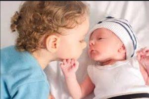 ورود نوزاد جدید