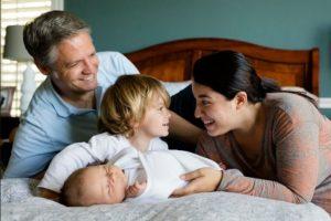 برنامه ریزی ورود نوزاد جدید