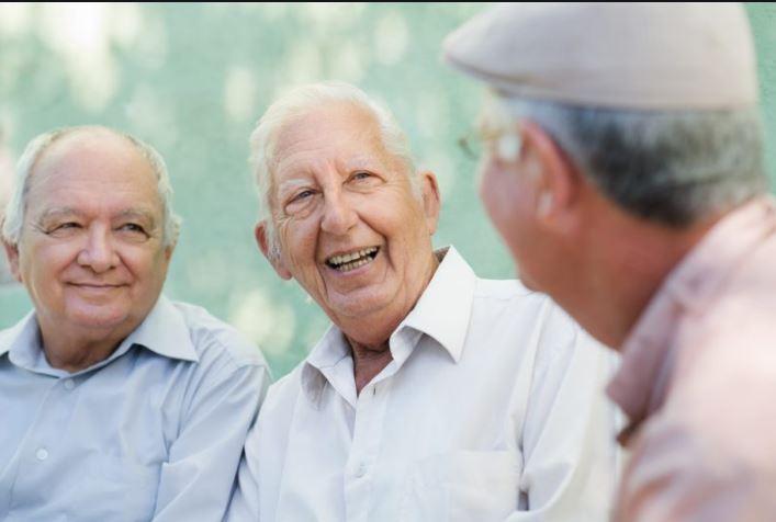 احساس رضایت در سالمندان