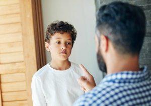 قوانین نه گفتن به فرزند