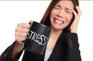 استرس احساسی