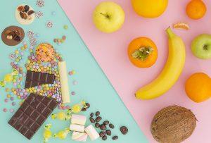 غذای سالم و پرخوری در سالمندان