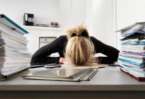 شناسایی انواع استرس