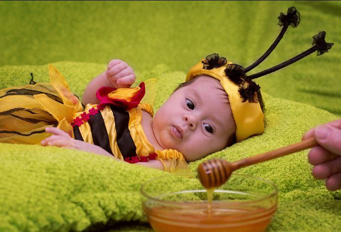 مضرات عسل برای نوزادان