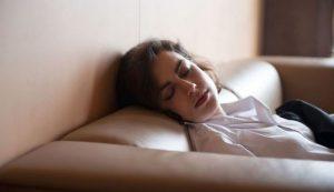 احساس خستگی و خواب
