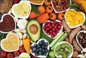 حافظه بهتر با تغذیه سالم