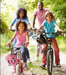 دوچرخه سواری و روابط اجتماعی