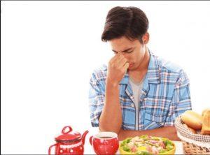 محرک سردرد میگرنی در غذاها