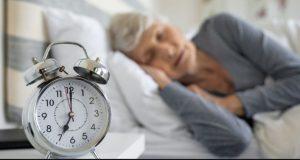 بیخوابی در سالمندان و روتین خواب