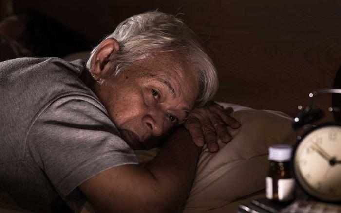 بیخوابی در سالمندان