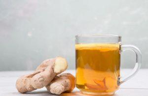 ریفلاکس معده و چای زنجبیل