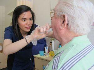 بهداشت دهان و پرستار سالمند