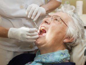 بهداشت دهان سالمندان