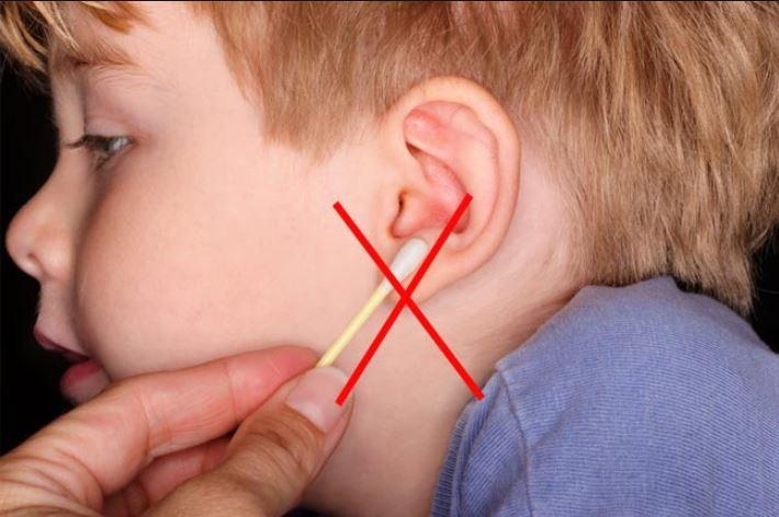 جرم گوش در کودکان