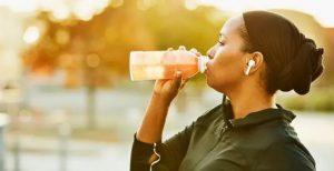 مزایای نوشیدنی الکترولیت
