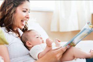 حرکت نوزاد سه ماهه