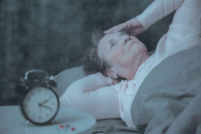 اختلالات خواب سالمند