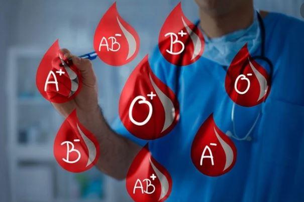 انواع گروه های خونی