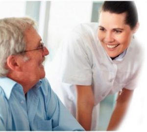 چگونگی ارتباط با سالمند