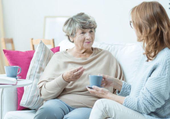 ارتباط با سالمند