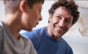 مکالمه موثر با فرزند