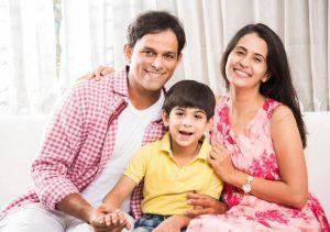 عادات خانواده شاد