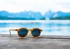 اثرات عینک آفتابی