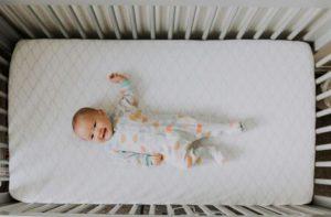 محیط خواب ایمن برای کودکان
